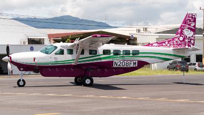 N208FM - Cessna 208 Caravan 675 - CostaRica Green Airways