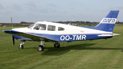 OO-TMR - Piper PA-28-161 Warrior III - Ben Air Flight Academy