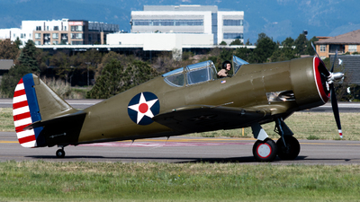 N80714 - North American P-64 - Private
