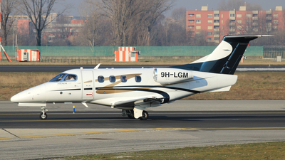 9H-LGM - Embraer 500 Phenom 100 - Luxwing