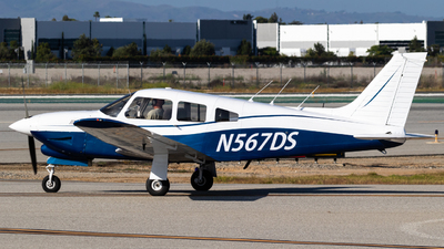 A picture of N567DS - Piper PA28R201T - [28R7703414] - © Alex Crail