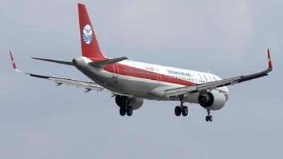 B-302T - Airbus A321-271N - Sichuan Airlines