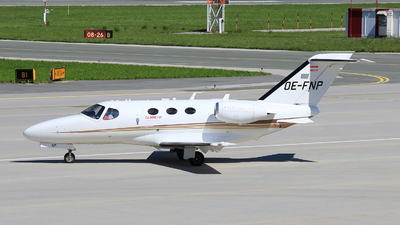 OE-FNP - Cessna 510 Citation Mustang - GlobeAir