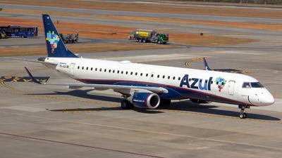 PR-AUB - Embraer 190-200IGW - Azul Linhas Aéreas Brasileiras