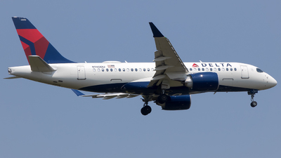N140DU - Airbus A220-171 - Delta Air Lines
