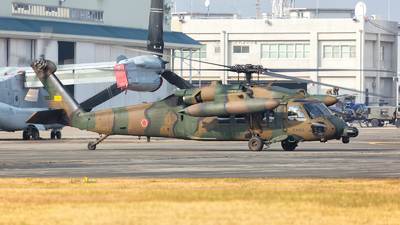 43105 - Mitsubishi UH-60J - Japan - Ground Self Defence Force (JGSDF)