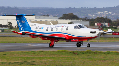 VH-FXN - Pilatus PC-12/47E - Royal Flying Doctor Service of Australia (SE Section)