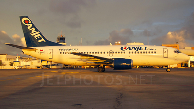 C-FHGE - Boeing 737-35B - CanJet Airlines