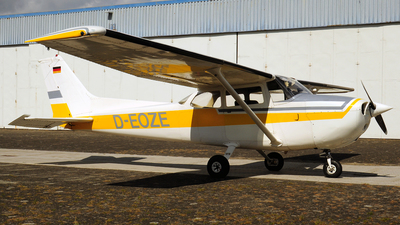 D-EOZE - Reims-Cessna F172N Skyhawk - Private