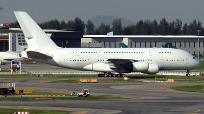 9V-SKA - Airbus A380-841 - Untitled