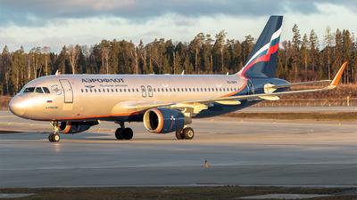 A picture of VQBPV - Airbus A320214 - Aeroflot - © Konstantin Tupichkin