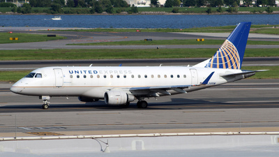 A picture of N638RW - Embraer E170SE - United Airlines - © wangruoyao