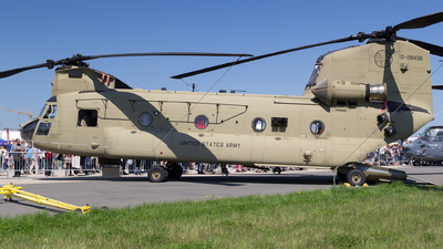 13-08436 - Boeing CH-47F Chinook - United States - US Army