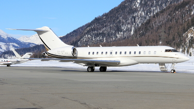 9H-AMF - Bombardier BD-700-1A10 Global 6000 - Hyperion Aviation