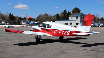C-FYZG - Piper PA-28-140 Cherokee - Private