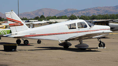 N9556W - Piper PA-28-140 Cherokee Cruiser - Private