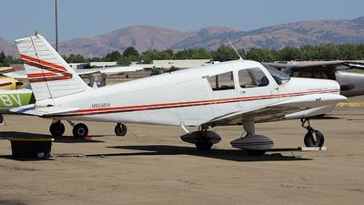 N9556W - Piper PA-28-140 Cherokee Cruiser - Private