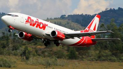 YV3317 - Boeing 737-48E - Avior Airlines