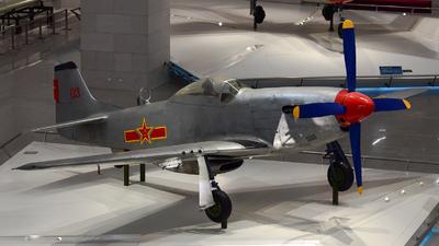 03 - North American P-51D Mustang - China - Air Force