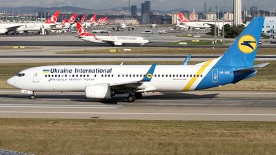 UR-UID - Boeing 737-8KV - Ukraine International Airlines