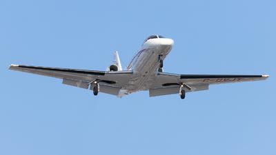 C-GVJT - Cessna 560 Citation Ultra - Chartright Air