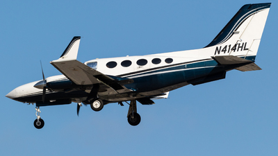 N414HL - Cessna 414A Chancellor - Private
