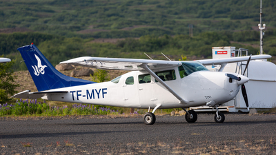 TF-MYF - Cessna U206G Stationair - Myflug Air