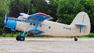 UP-A0336 - PZL-Mielec An-2R - Private