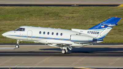 N780DW - Hawker Beechcraft 800XP - Private