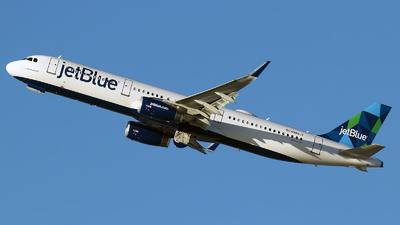 N985JT - Airbus A321-231 - jetBlue Airways