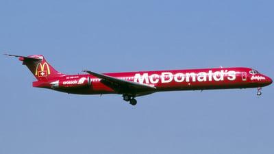 HB-IUH - McDonnell Douglas MD-83 - Crossair