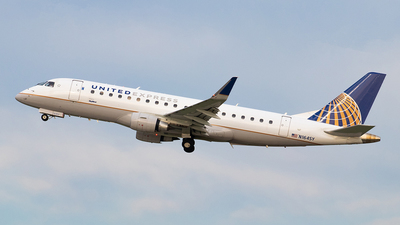 N164SY - Embraer 170-200LR - United Express (SkyWest Airlines)