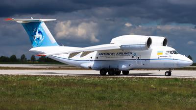A picture of UR74010 - Antonov An74T - Antonov Design Bureau - © planes_o