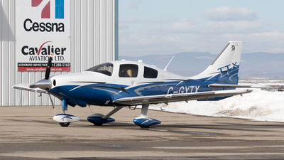 C-GYTX - Cessna T240 Corvalis TTX - Private