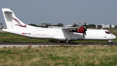 A picture of HBABS - ATR 72500(F) - Afrijet - © Buzu