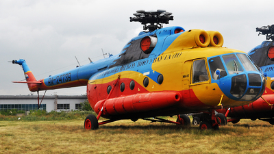 RA-24739 - Mil Mi-8T Hip C - Omsk Flight Technical College of Civil Aviation of A.V. Lyapidevsky
