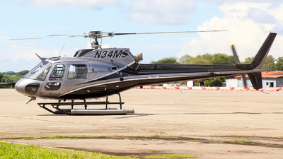 N34MS - Airbus Helicopters H125 - Private