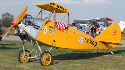 LY-XCQ - Sopwith Camel F.1 - Private