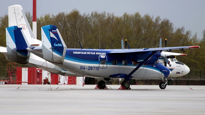 RA-28719 - Antonov An-28 - Siberian Light Aviation (SiLA)