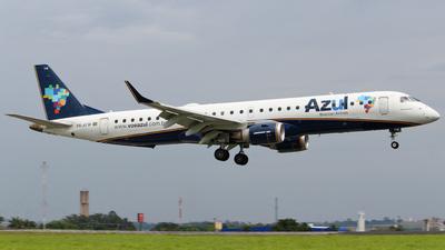 PR-AYW - Embraer 190-200IGW - Azul Linhas Aéreas Brasileiras