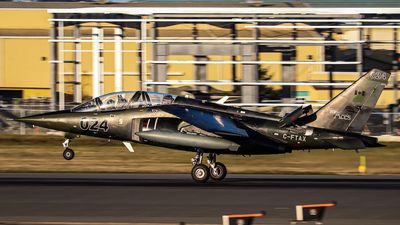 A picture of CFTAX - Dornier Alpha Jet Model A - [024] - © Jack Carlos