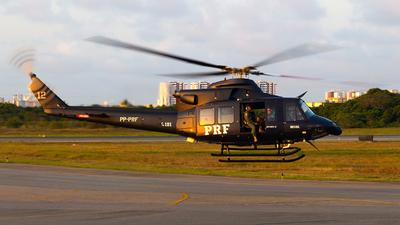 PP-PRF - Bell 412 - Brazil - Highways Federal Police