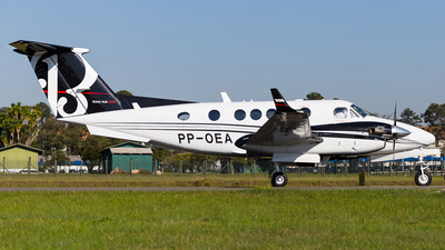 PP-OEA - Beechcraft B200GT Super King Air - Private