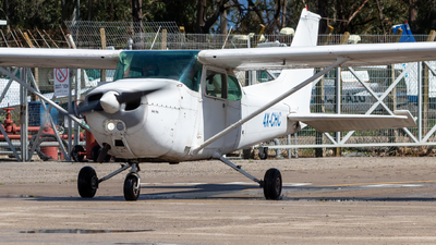 4X-CHC - Cessna 172N Skyhawk II - Megiddo Aviation