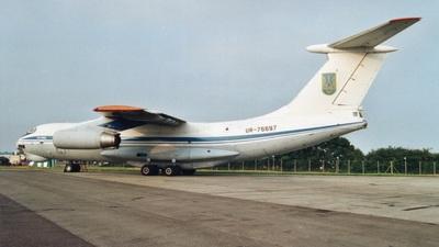 UR-76697 - Ilyushin IL-76MD - Ukraine - Air Force