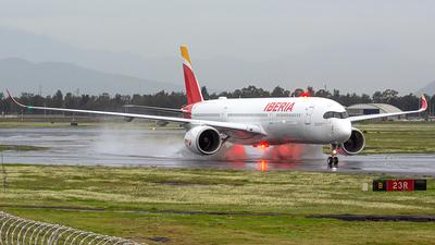 EC-NIG - Airbus A350-941 - Iberia