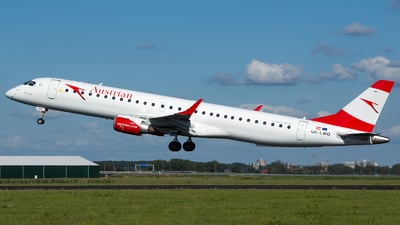 OE-LWO - Embraer 190-200LR - Austrian Airlines