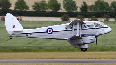 G-AIDL - De Havilland DH-89A Dragon Rapide - Caernarfon Air World
