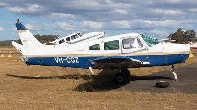 VH-CGZ - Piper PA-28-161 Warrior II - Private