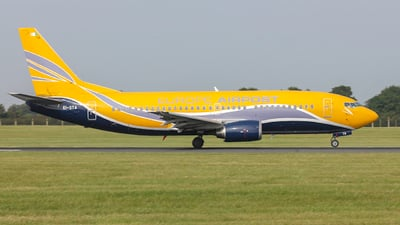 EI-STA - Boeing 737-31S - Europe Airpost
